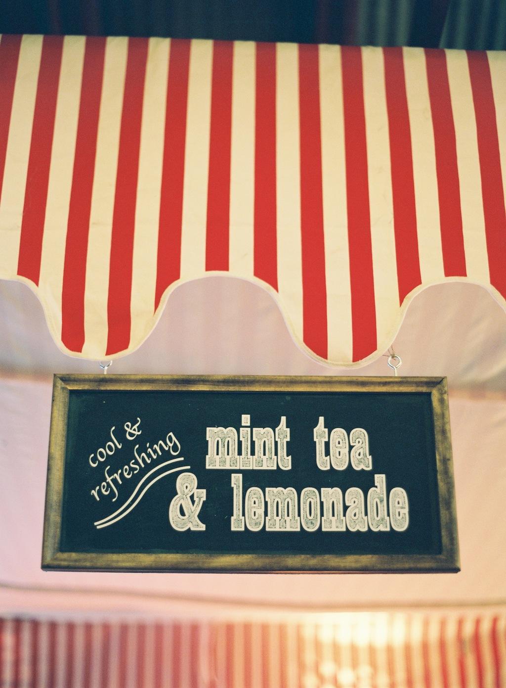 Wedding-santa-barbara-chic-outdoor-barn-circus-fair-food-jose-villa-unique-wedding-appetizers-lemonade-stand-chalkboard-sign-13.full