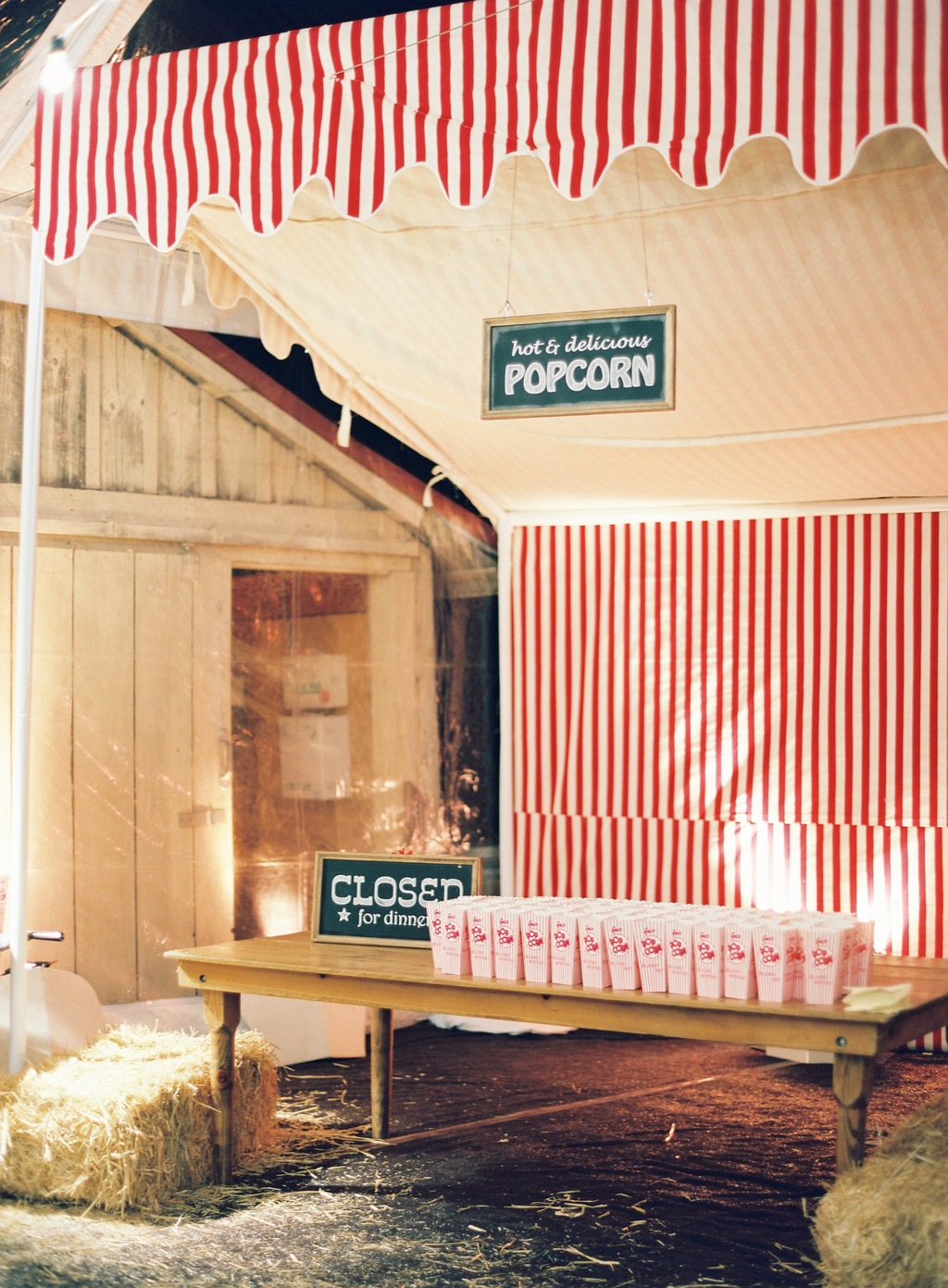 Wedding-santa-barbara-chic-outdoor-barn-circus-fair-food-jose-villa-unique-wedding-appetizers-popcorn-station-9.full