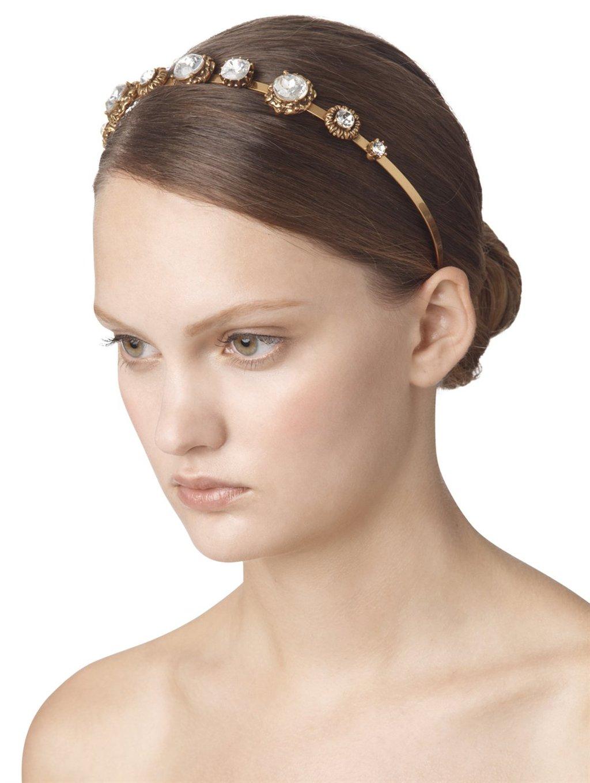 Bridal-shoes-oscar-de-la-renta-wedding-heels-gold-crystal-bridal-headband.full