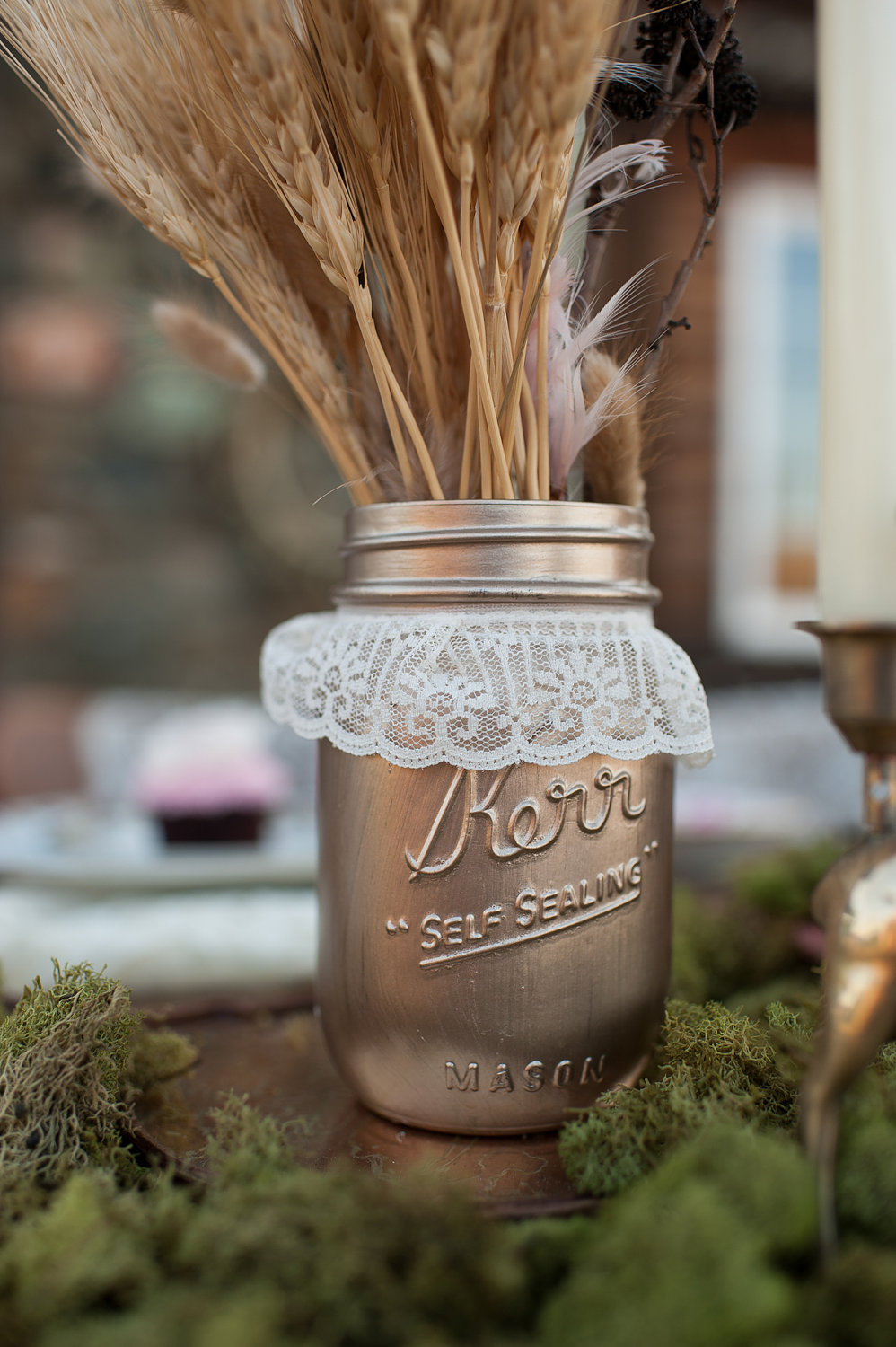Things-brides-love-mason-jar-wedding-reception-decor-centerpieces-gold-rustic.full