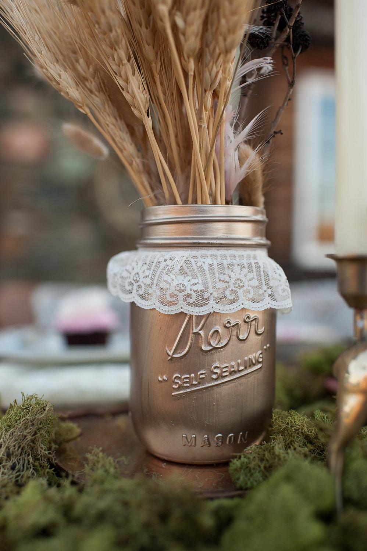 Things-brides-love-mason-jar-wedding-reception-decor-centerpieces-gold-rustic.full