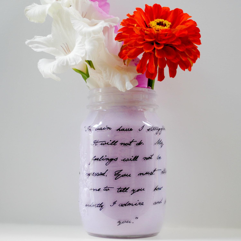 Things brides love mason jar wedding reception decor