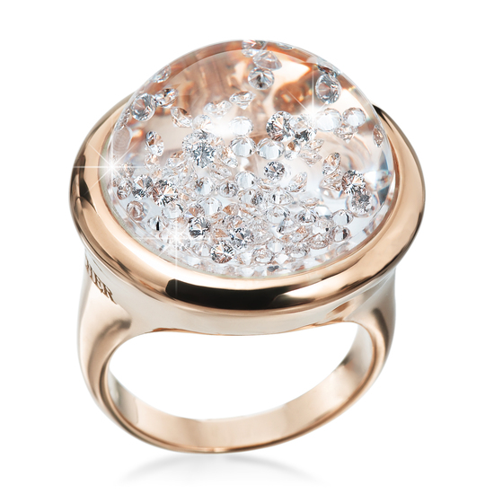 Stars of Africa Rose Gold Ring