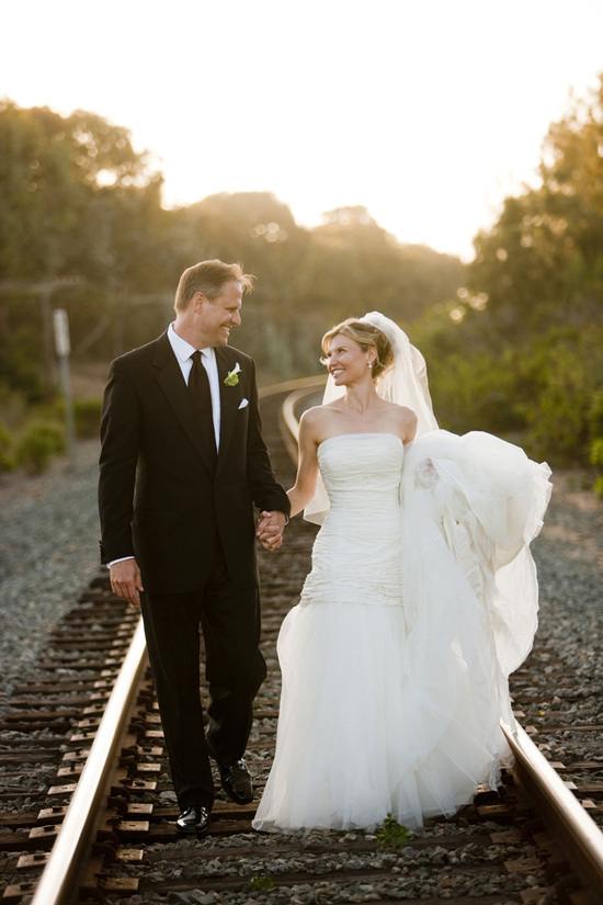 Rustic Elegant Outdoor Wedding at Rancho Dos Pueblos
