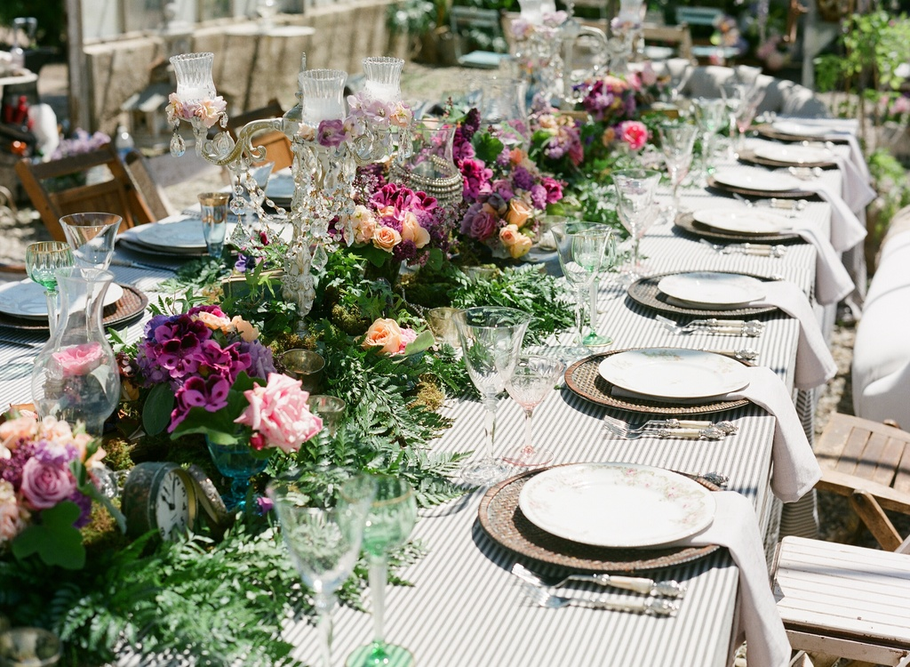 Styled-wedding-beaux-arts-tea-time-monique-lhuillier-santa-barbara-chic-table-setting-flowers-pink-purple-moss-153.full