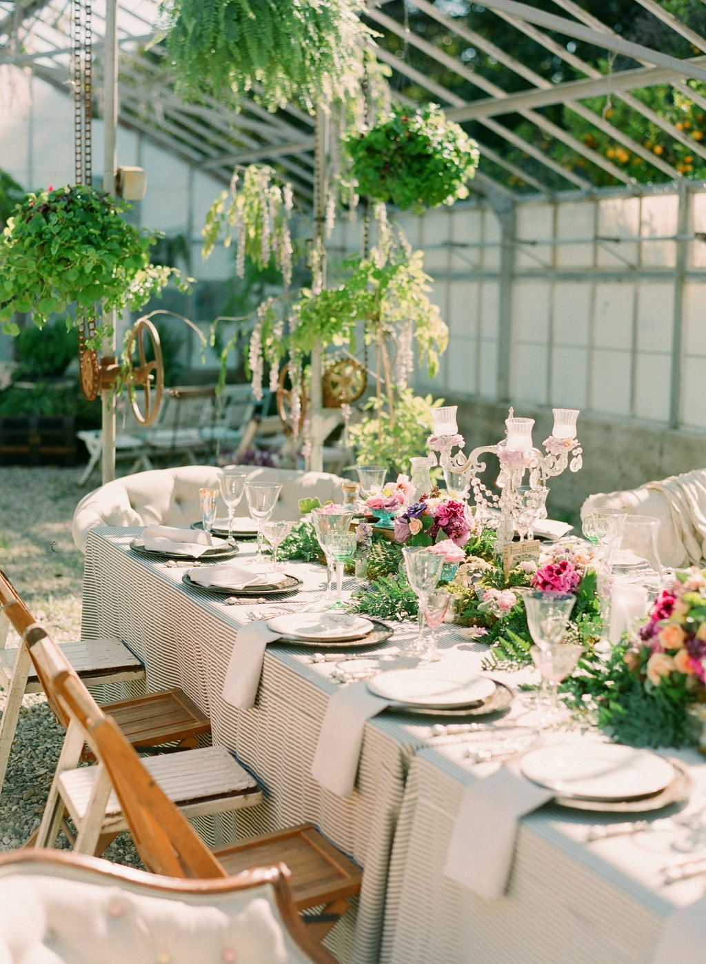 Styled-wedding-beaux-arts-tea-time-monique-lhuillier-santa-barbara-chic-table-setting-flowers-pink-purple-moss-160.full