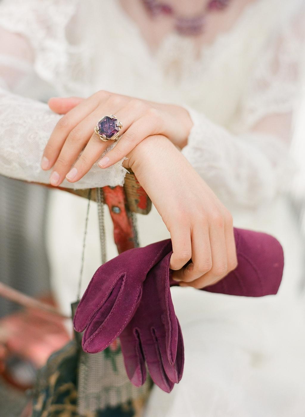 Styled-wedding-beaux-arts-tea-time-monique-lhuillier-santa-barbara-chic-bride-ring-gloves-29.full
