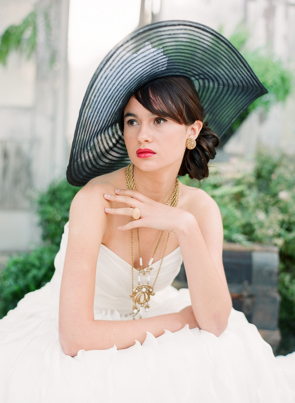 Styled-wedding-beaux-arts-tea-time-monique-lhuillier-santa-barbara-chic-bride-wedding%20dress-bridal%20gown-hat55.full