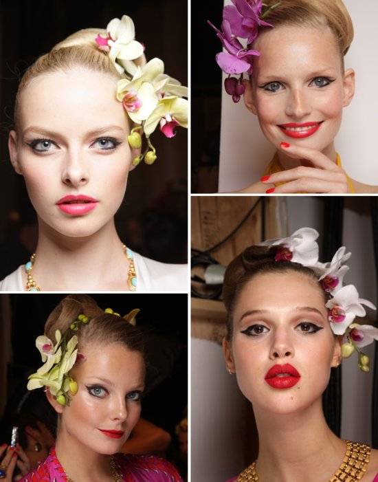 bridal beauty inspiration wedding hair makeup off the catwalk Issa London