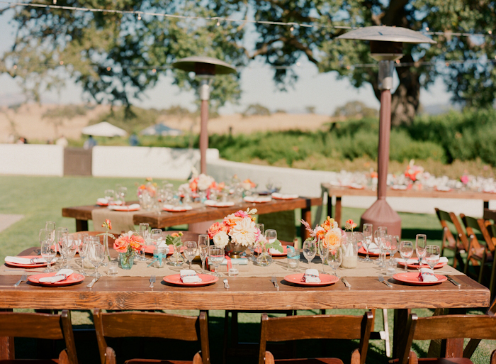 Real-wedding-santa-barbara-chic-michael-and-anne-costa-photography-outdoor-winery-vibrant-colors-table-setting-wood-table288.original