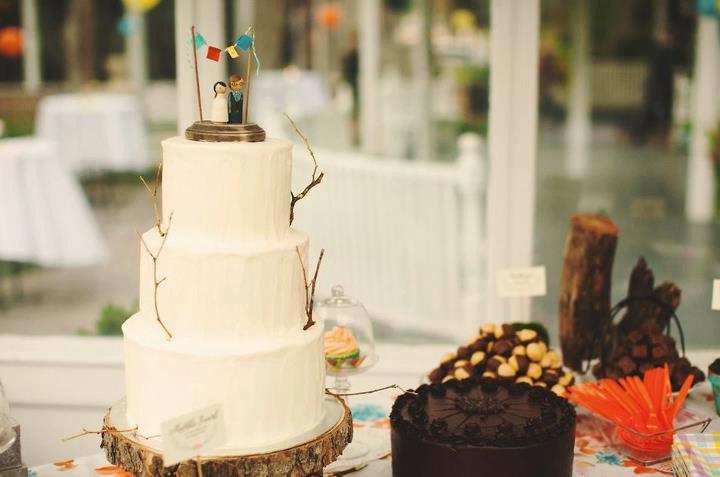 creative wedding cake toppers on Etsy Pinterest 2 OneWed.com