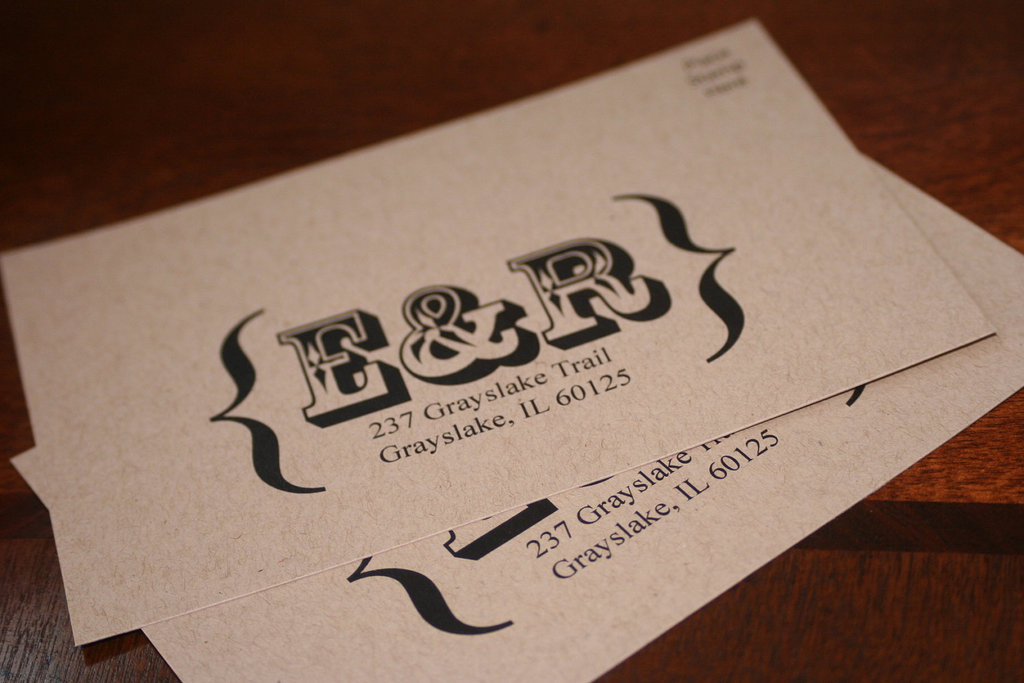 Handmade-wedding-stationery-decor-using-kraft-paper-etsy-weddings-rsvp.full