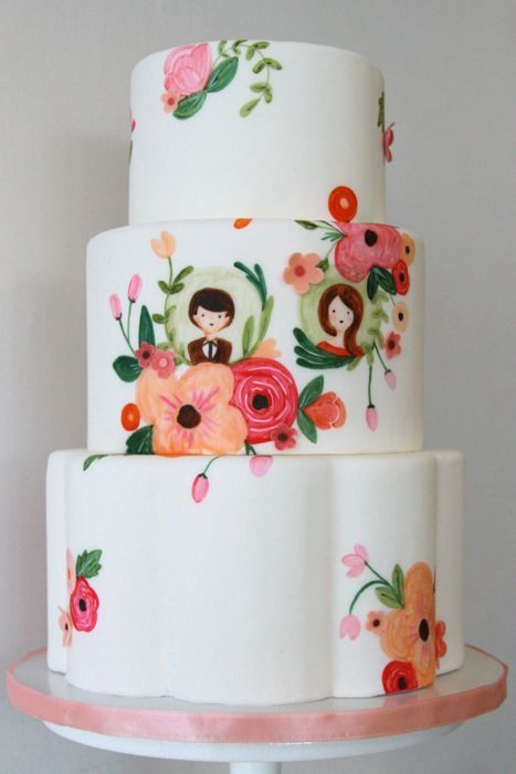 Wedding Cakes And Desserts By California Cake Baker Sweet And Saucy Shop 10