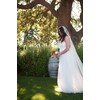 Real-wedding-santa-barbara-chic-michael-and-anne-costa-photography-outdoor-winery-vibrant-colors-bride-wedding-dress-veil-bouquet-282.square