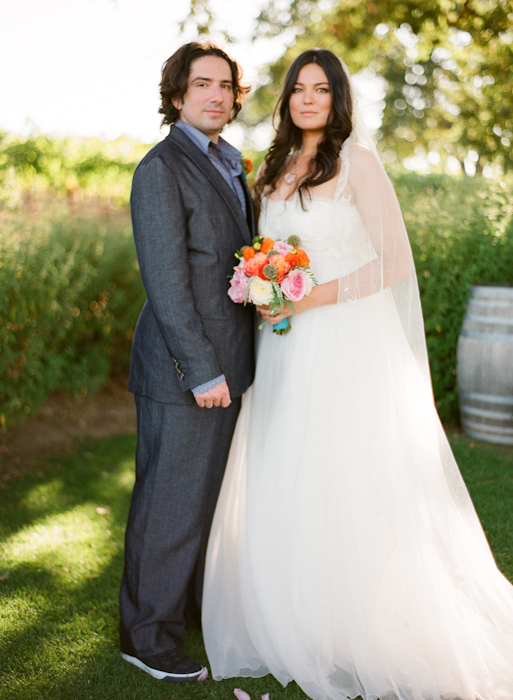 Real-wedding-santa-barbara-chic-michael-and-anne-costa-photography-outdoor-winery-vibrant-colors-bride-and-groom-wedding-dress-suit-veil-2241.full