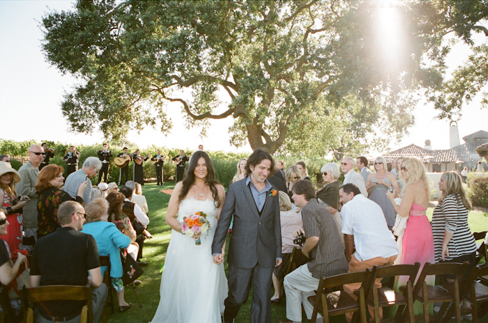 Real-wedding-santa-barbara-chic-michael-and-anne-costa-photography-outdoor-winery-vibrant-colors-bride-and-groom-wedding-dress-suit-veil-ceremony-venue-181.full