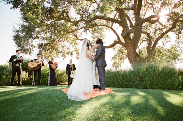 Real-wedding-santa-barbara-chic-michael-and-anne-costa-photography-outdoor-winery-vibrant-colors-bride-and-groom-wedding-dress-suit-veil-ceremony-venue-vows-166.full