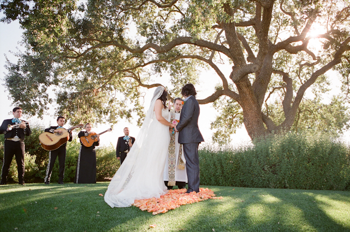 Real-wedding-santa-barbara-chic-michael-and-anne-costa-photography-outdoor-winery-vibrant-colors-bride-and-groom-wedding-dress-suit-veil-ceremony-venue-vows-168.full