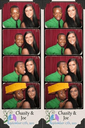 First Pic Photo Booth