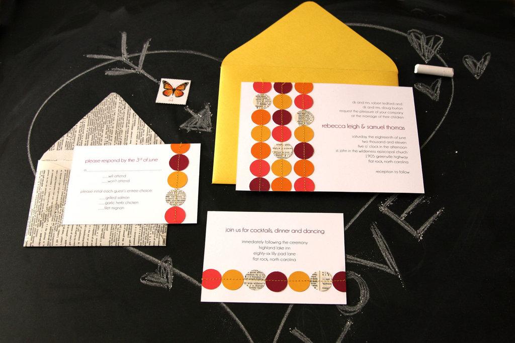 Wedding-inspiration-from-etsy-polka-dots-handmade-invitation-suite.full