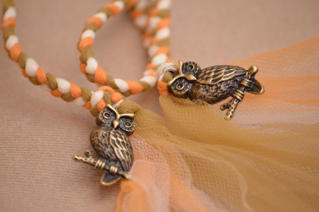 owls for the wedding 2012 reception trends handmade owl ceremony hand fasting