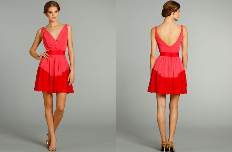 Bridesmaids-dresses-for-stylish-bridal-parties-jim-hjelm-from-jlm-couture-bright-coral.full