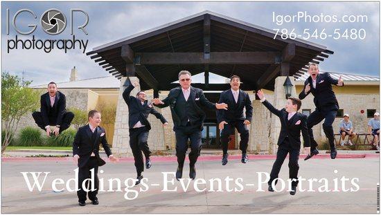 photo of IGOR Wedding Photography