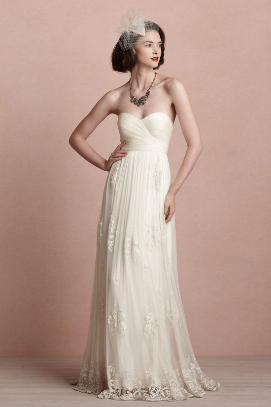 new BHLDN wedding dress for brides wedding giveaway 4