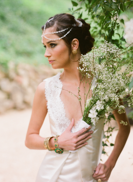 Italian Bohemian Styled Wedding Shoot