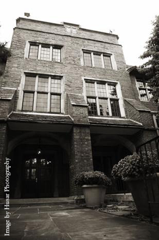 The Quadrangle Club at the University of Chicago
