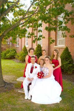 photo of John E. Bodnar Wedding Photography