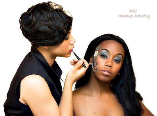 photo of KCJ Makeup Artistry