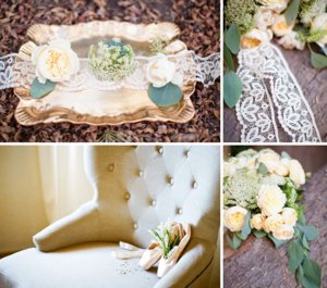photo of Wedding Flowers by Color: Find Your Perfect Blooms, and DIY Them if You Dare