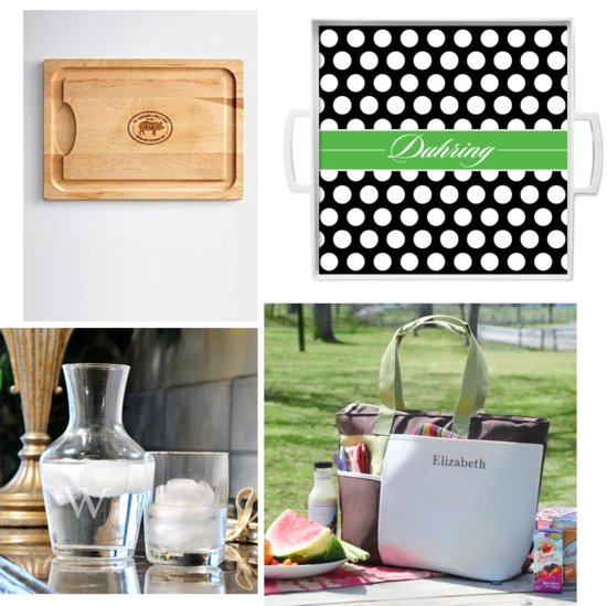 4 great gifts for bridal shower hosts