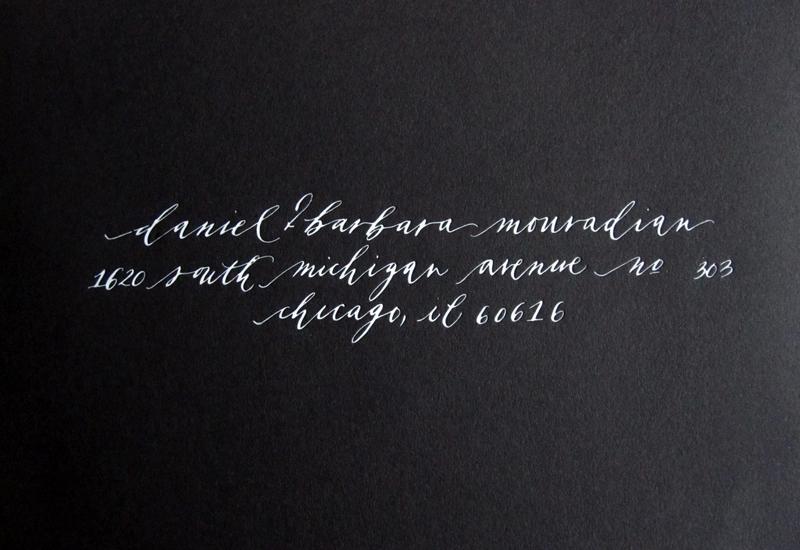 Beautiful-wedding-invitations-metallic-foil-stamped-modern-silver-black-white-5.full