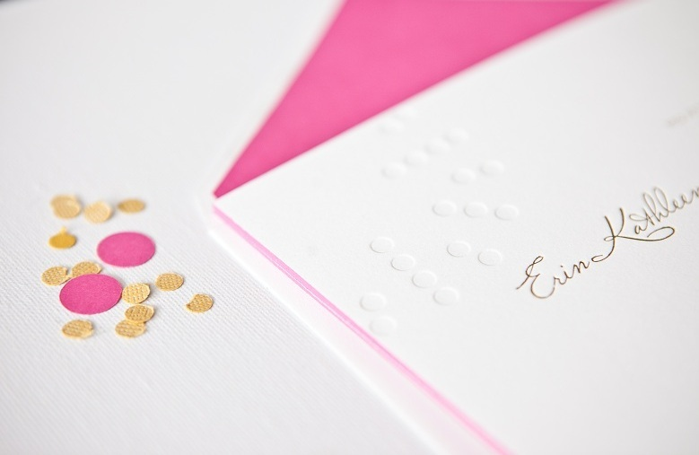 Simple-elegant-foil-stamped-wedding-invitations-white-gold-pink-2.full