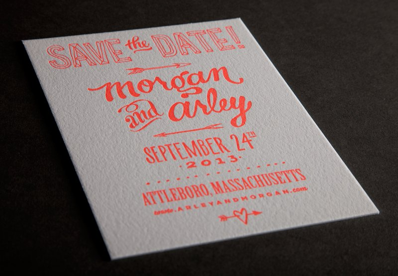 Ladyfingers-letterpress-wedding-invitations-stationery-ecru-neon-orange.full