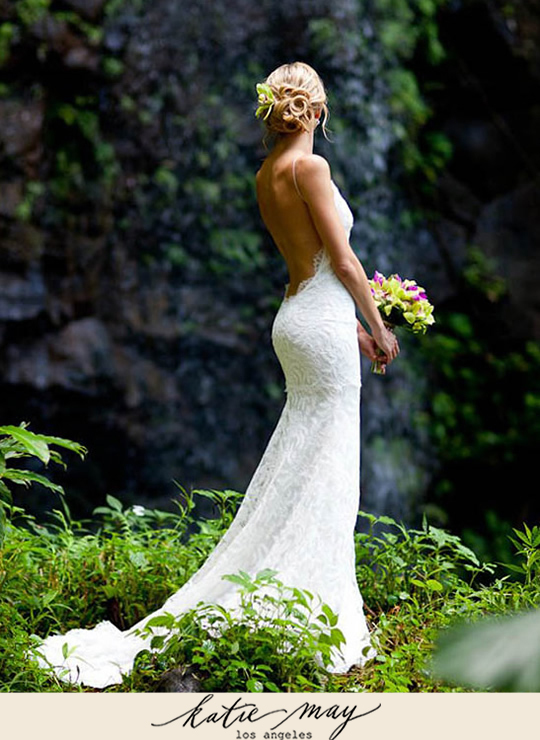 Katie May Wedding Dress wLogo