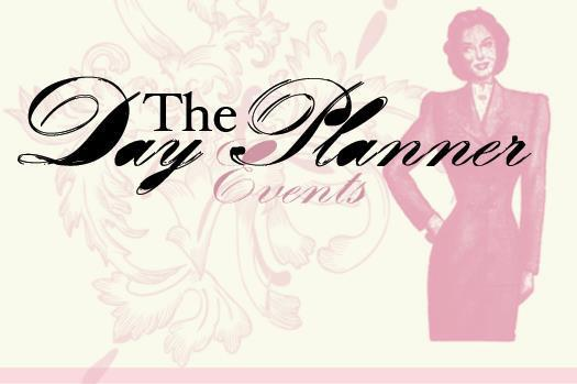 Day Planner Events