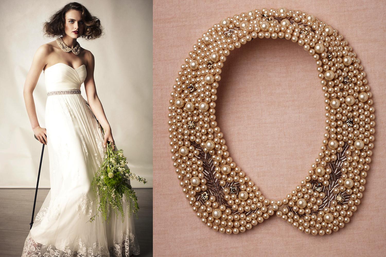 Vintage Bridal Necklaces 109