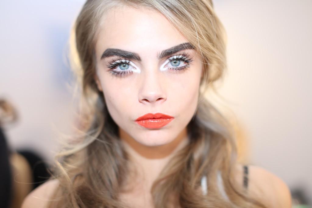Wedding Hair And Makeup Inspiration : wedding hair makeup inspiration trends Milan fashion week ...