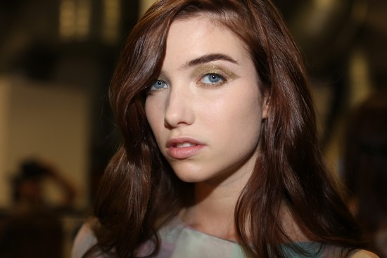 wedding hair makeup inspiration trends Milan fashion week EA 2