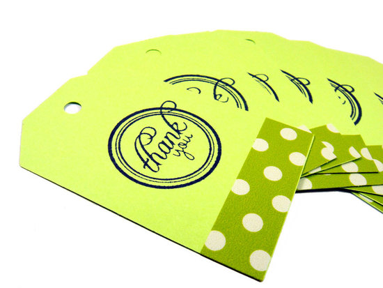 bold wedding ideas electric colors lime green polka dots