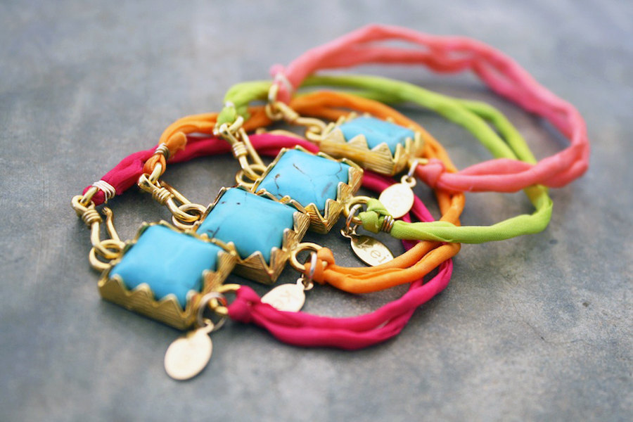 Bold-wedding-ideas-electric-colors-bridesmaid-gifts.full