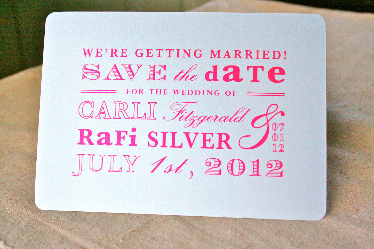 ... Ideas For Weddings save the date archives - bridal musings wedding