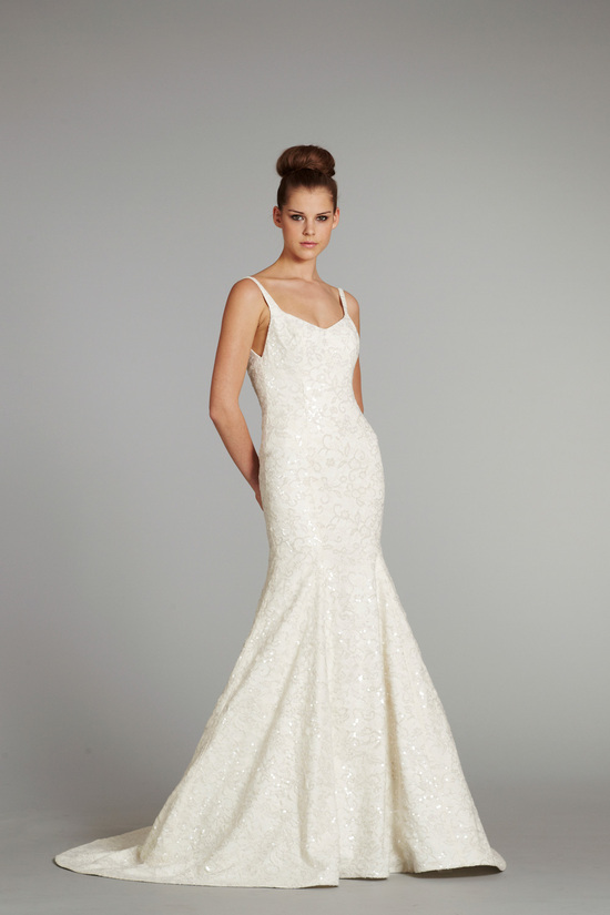 bridal gown wedding dress jlm hayley paige fall 2012 vanna front