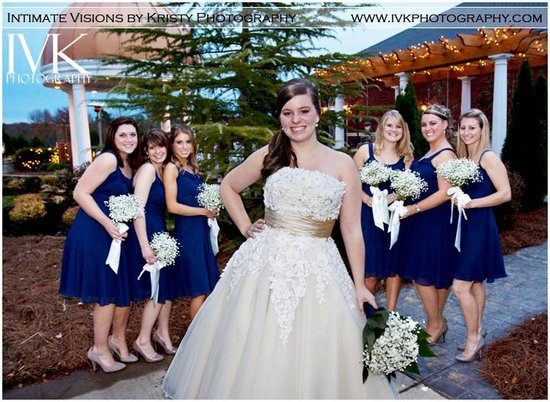 Magnolia Room Weddings Rock Hill South Carolina Wedding Photographer 06