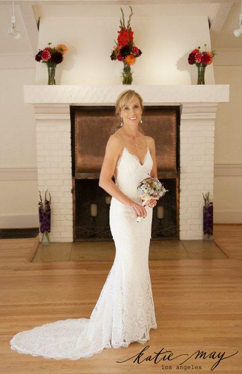 Princeville Gown - Kristin Wedding