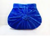 Retro-wedding-treasures-for-vintage-brides-blue-velvet-clutch.square