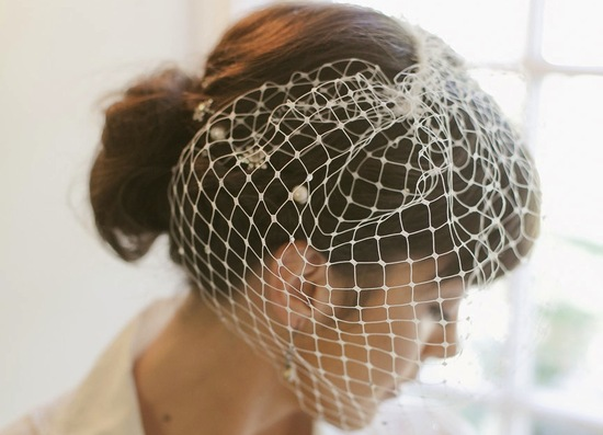 retro wedding treasures for vintage brides russian net blusher